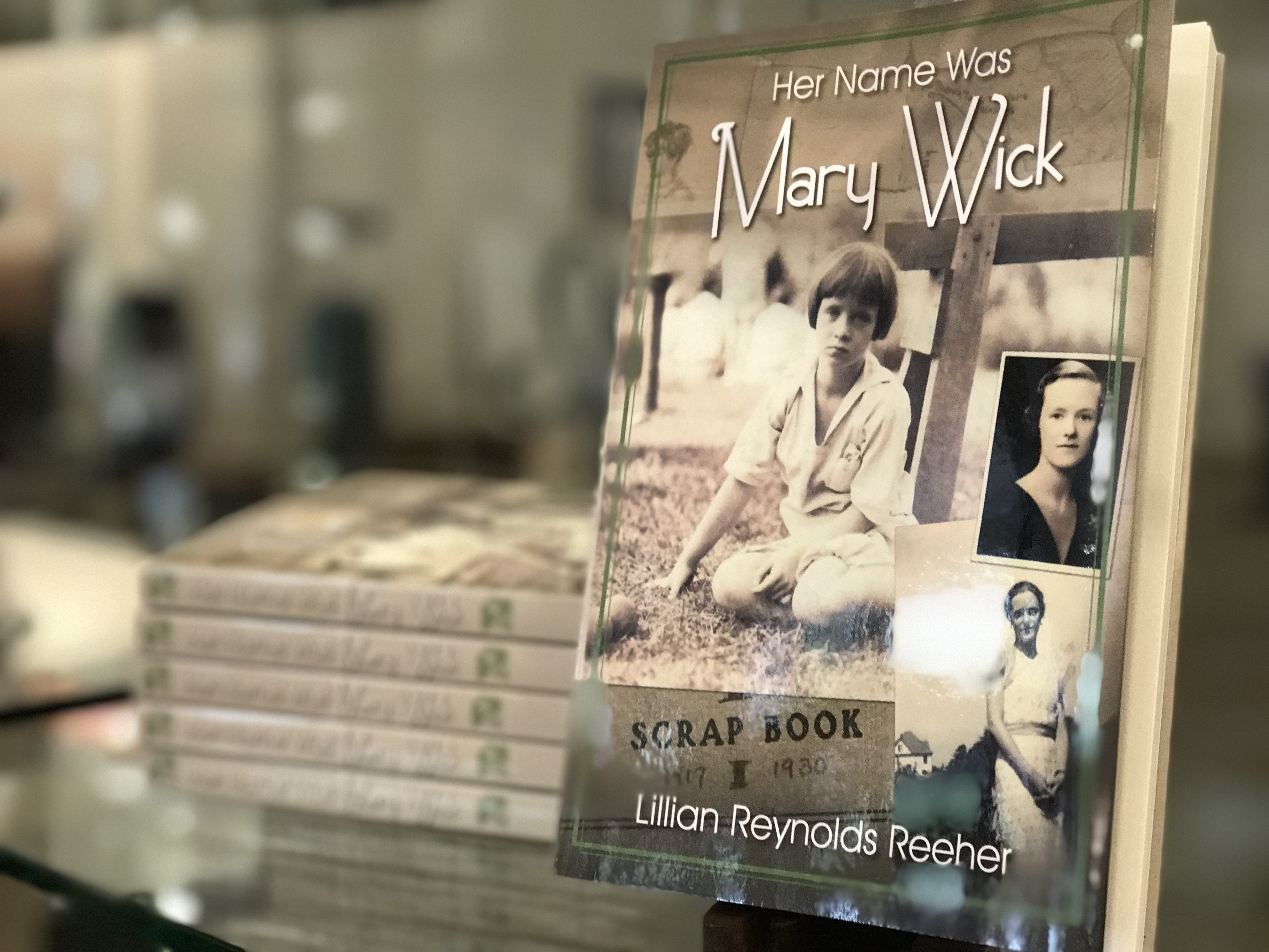 Bites & Bits of History – Her Name Was Mary Wick